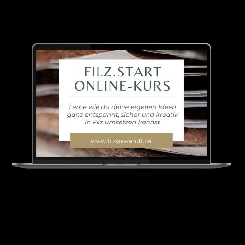 Onlinekurs FILZ.START