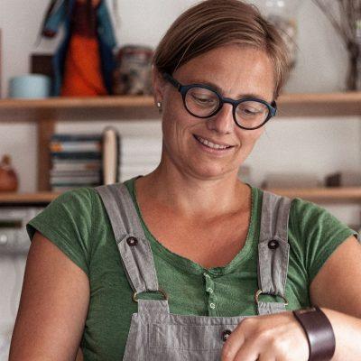 Atelierwerkstatt filzgewandt Ina Birke, Filzgestalterin, Expertin für feine Filze
